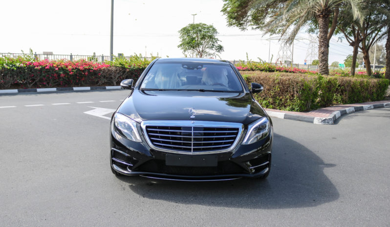 Mercedes Benz S500 2015 full
