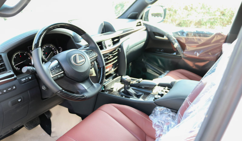 Lexus LX450D Diesel (EXPORT) 2019 0KM full