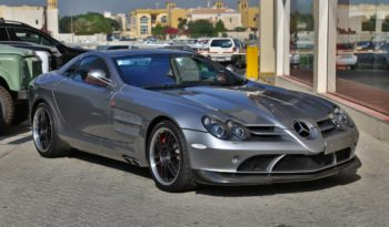 Mercedes Benz SLR 722  2007 full