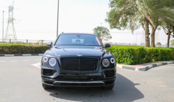 Bentley Bentayga Kit Carbon Fiber 2017 full