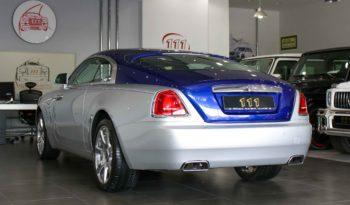 2016 Rolls Royce Wraith / GCC Specs / Warranty full