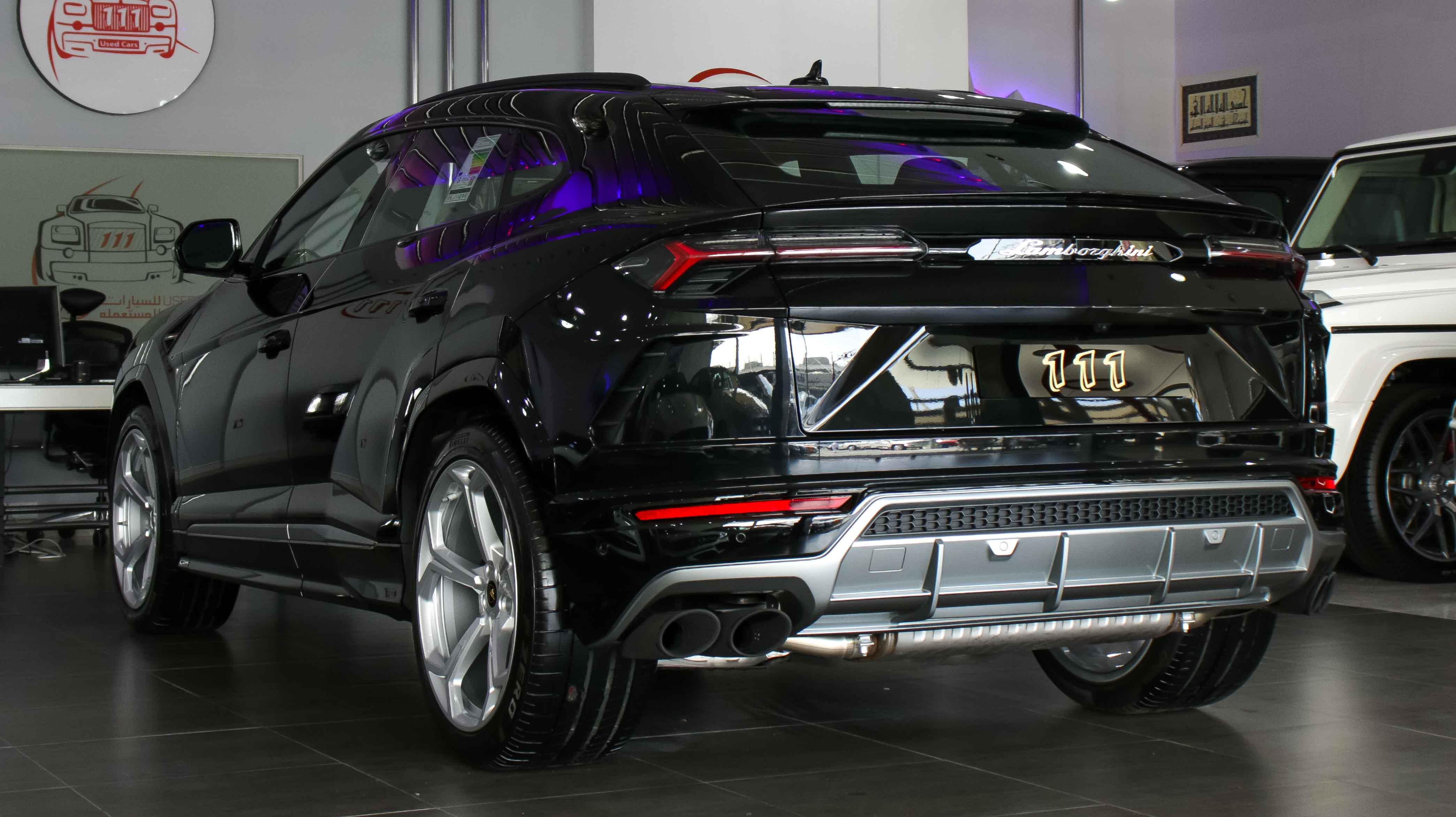 2019 Lamborghini Urus Brand New Gcc Specs 3 Years Warranty