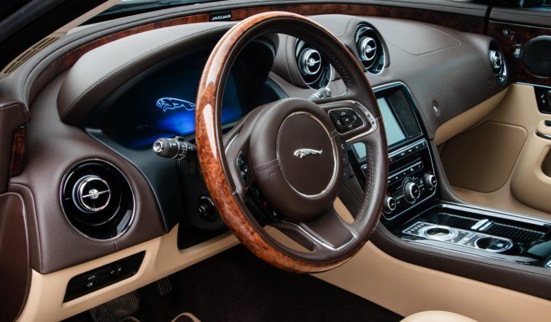 2015 Jaguar XJ Luxury full