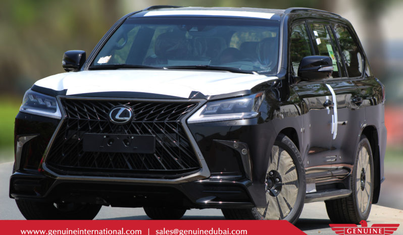 Lexus LX570 Black Edition 2019 model available for export sales full