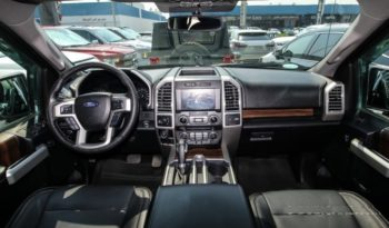 Ford F 150 LARIAT Ecoboost With Warranty 3 years FREE VAT full