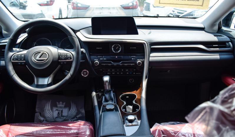 Lexus RX 350 with warranty ,2018 model full