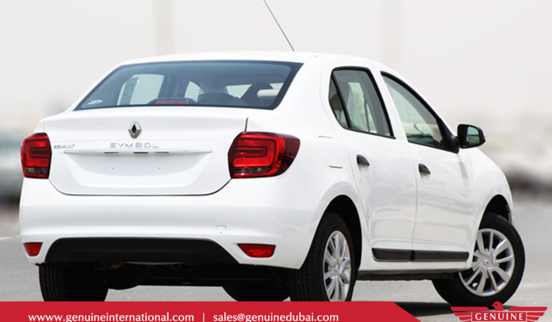 Renault Symbol 1.6 PE 2020 Model with 3 year warranty full